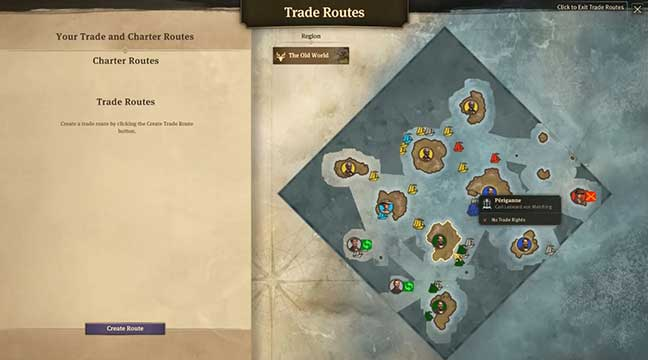 Anno 1800 How to Make Money - Trade Routes