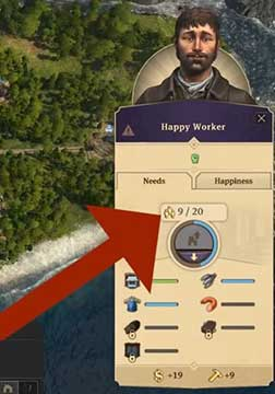 Anno 1800 How to Make Money - Unlock Workers