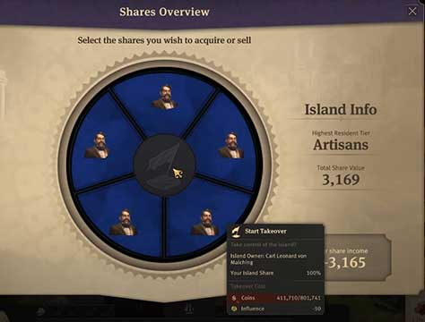 Anno 1800 How to Make Money - Shares or Dividends