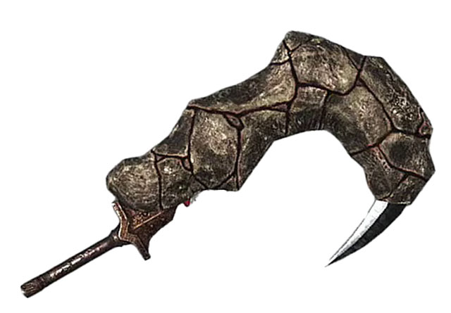 Nier Replicant All Best Weapons - Earth Wyrm's Claw
