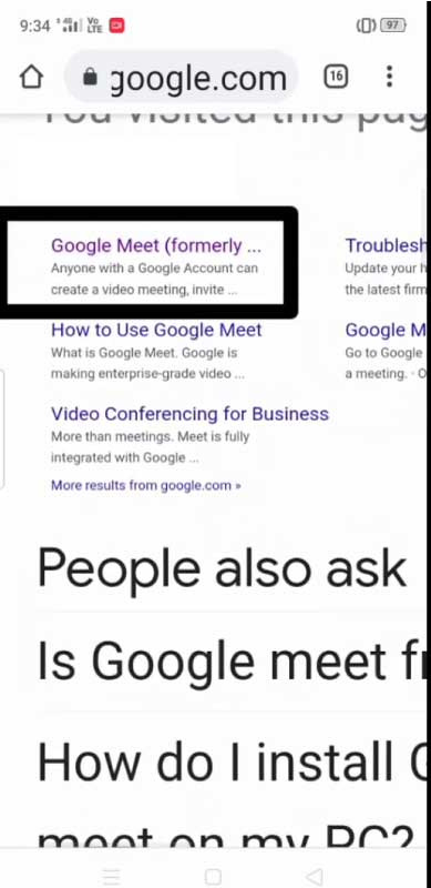 How to Change Background in Google Meet in Android Mobile Phone, iPad and Tablet - Google Meet Formerly Hangouts Meet